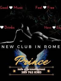 Prince Roma, Club Privè, foto