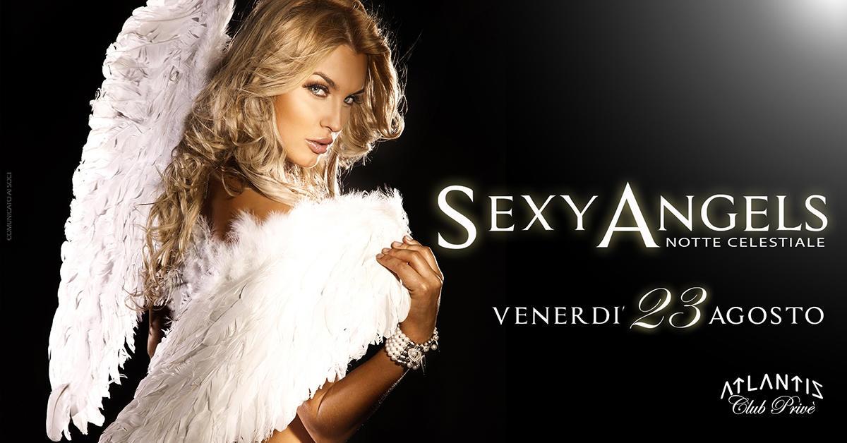Sexy Angels - Il Mondo di Atlantis a , Roma, Club Privè, Scambisti