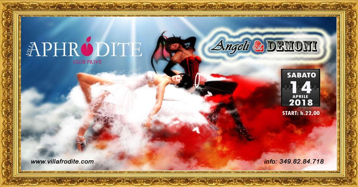 ANGELI & DEMONI - Villa Aphrodite Club a , Latina, Club Privè, Scambisti